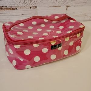 Kate Spade polka-dot large travel-bag